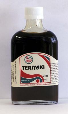 Teriyaki Tamari BIO 200ml