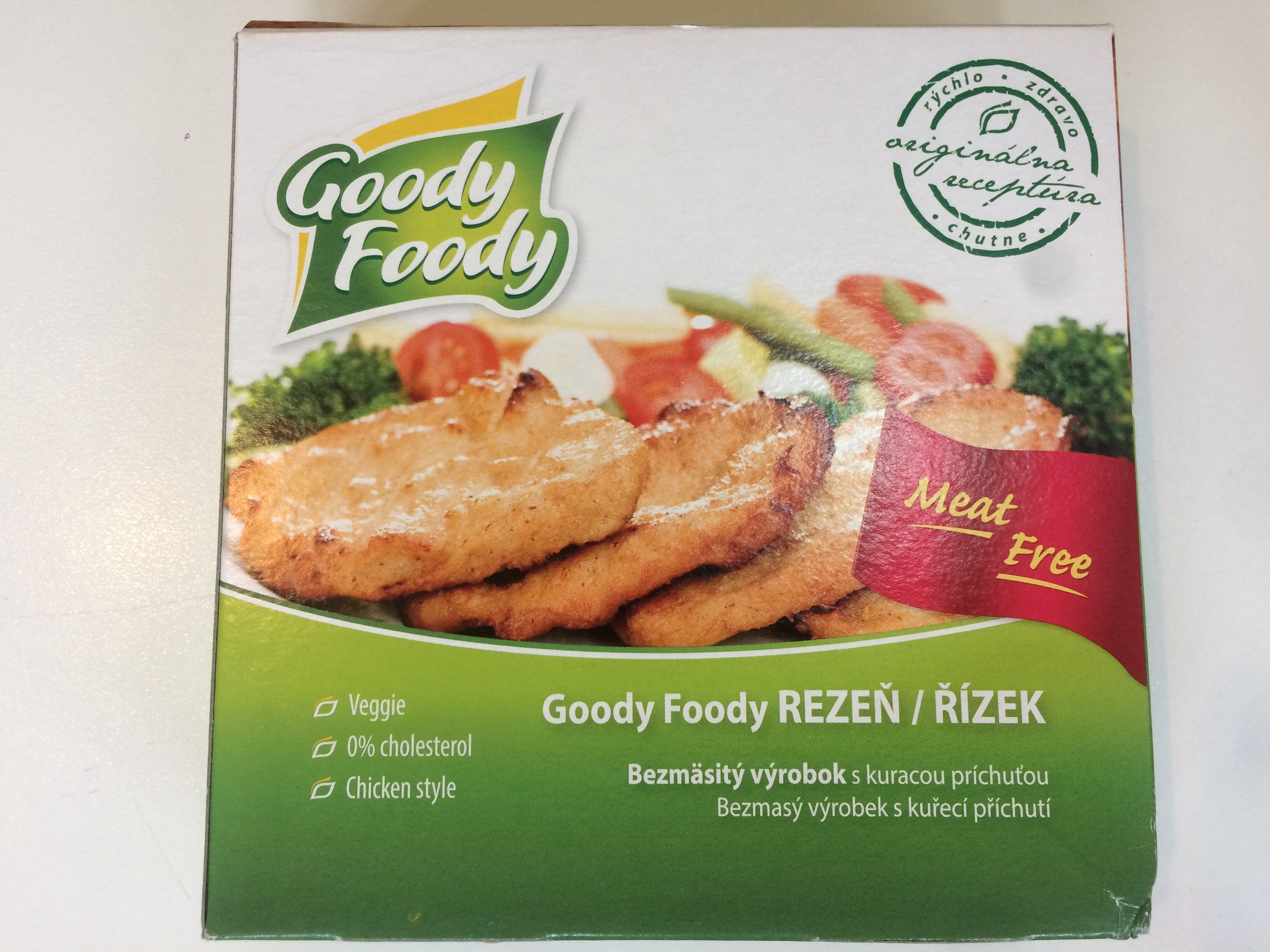 Goody Foody rezeň