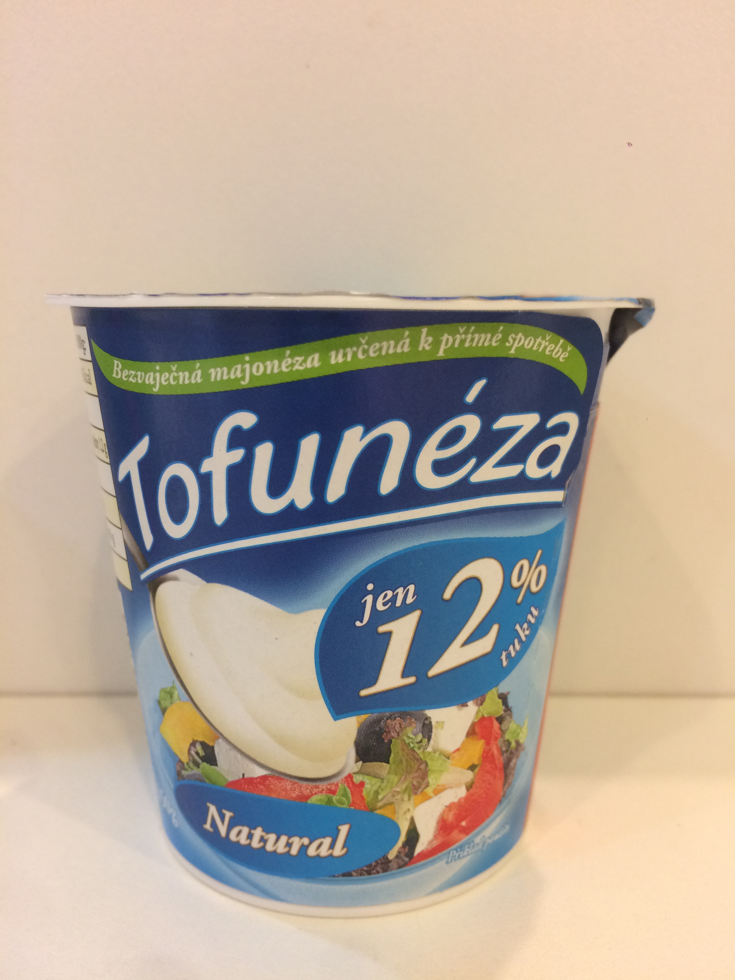 Tofunéza natural 150g